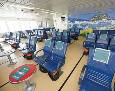 1 day Bahama cruise seating
